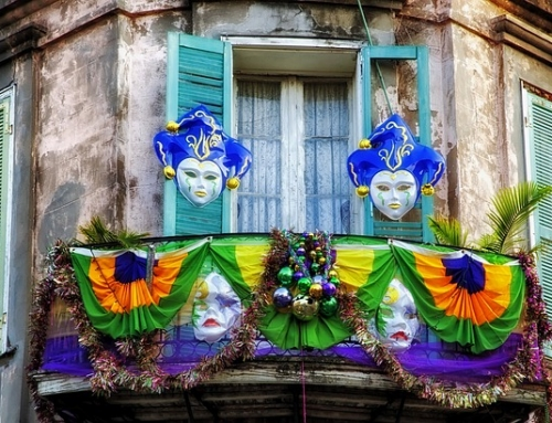 The History of Mardi Gras